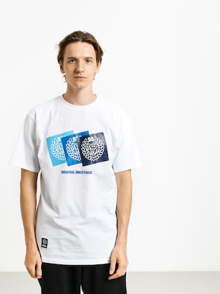 T-shirt MassDnm Replay (white)