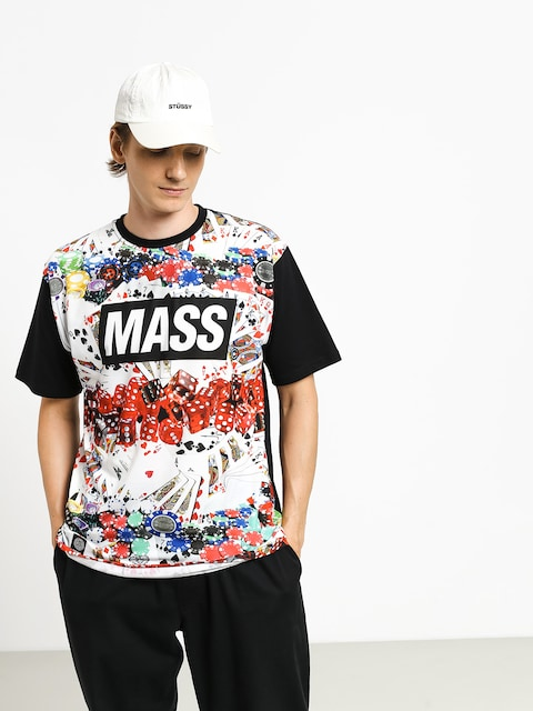 T-shirt MassDnm Gamble (multicolor)