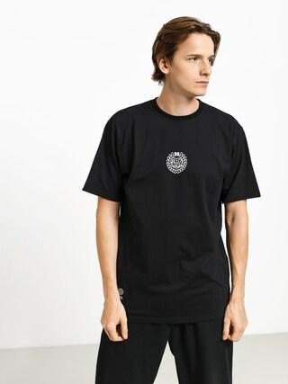 T-shirt MassDnm Base Small Logo (black)
