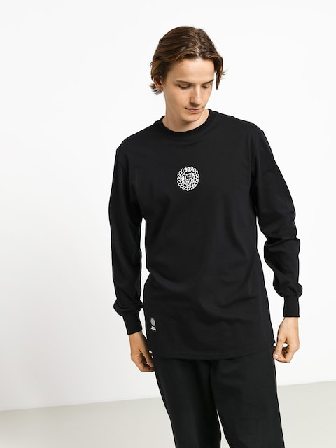 Longsleeve MassDnm Base Small Logo (black)