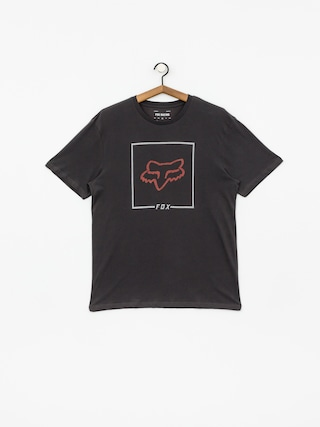 T-shirt Fox Chapped (blk/org)