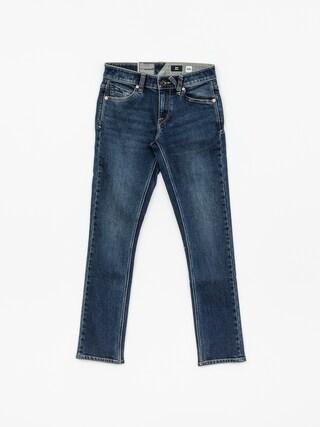 Spodnie Volcom 2X4 Denim (medium blue wash)