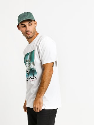 T-shirt Diamond Supply Co. Shimmer (white)