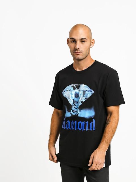 T-shirt Diamond Supply Co. Apparition (black)