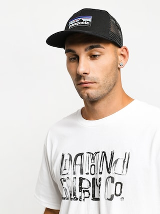 T-shirt Diamond Supply Co. Downtown Signature (white)