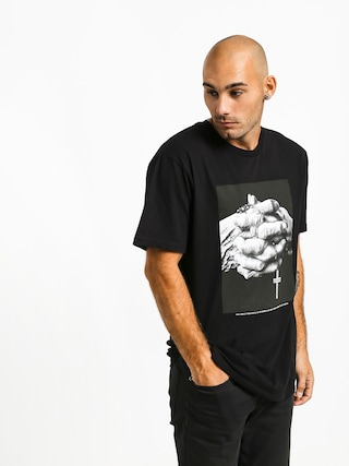 T-shirt Diamond Supply Co. Mercy (black)
