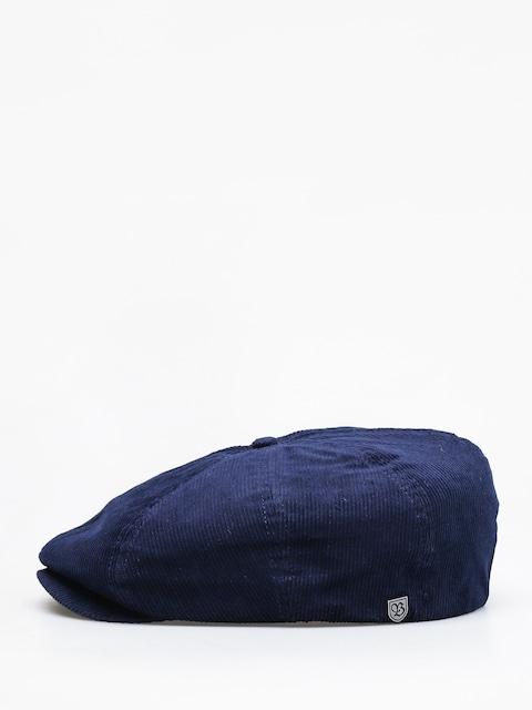 Kaszkiet Brixton Brood Cord Snap ZD (patriot blue)