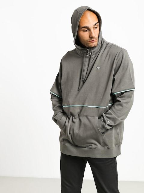 Bluza z kapturem Diamond Supply Co. Hard Cut HD (grey)