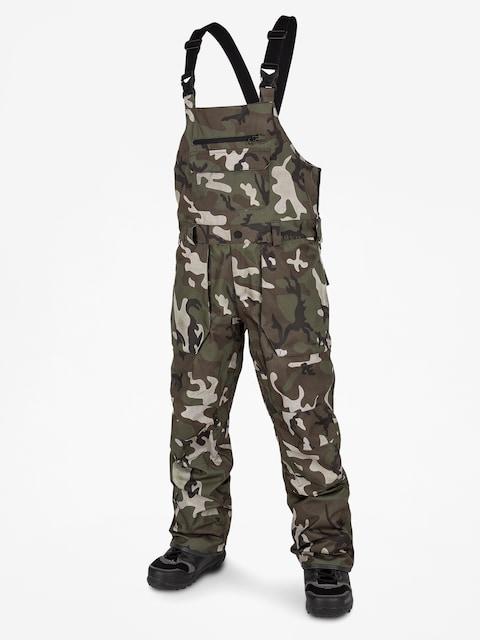 Spodnie snowboardowe Volcom Roan Bib Overall (cmg)
