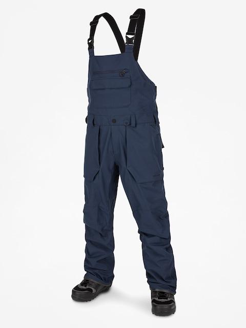 Spodnie snowboardowe Volcom Roan Bib Overall (nvy)