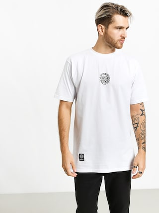 T-shirt MassDnm Base Small Logo (white)