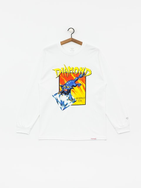 Longsleeve Diamond Supply Co. Greed