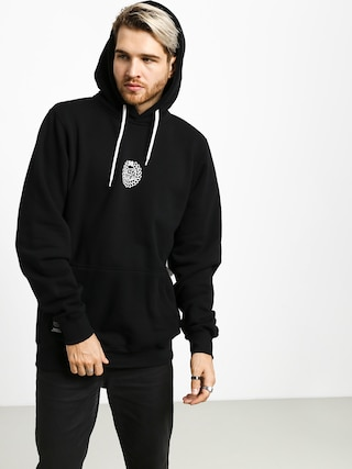 Bluza z kapturem MassDnm Base Small Logo HD (black)