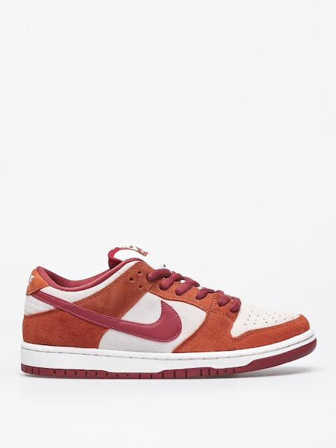 Buty Nike SB Dunk Low Pro (dark russet/cedar summit white)