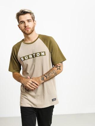 T-shirt Burton Vault (plaza taupe)