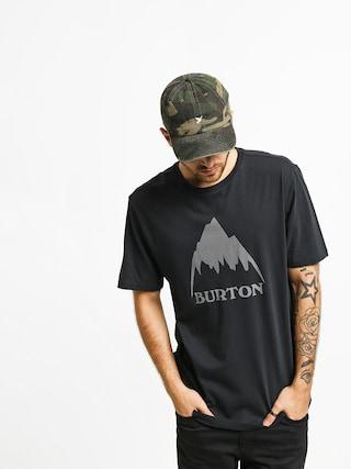 T-shirt Burton Classic Mtn Hgh (true black)