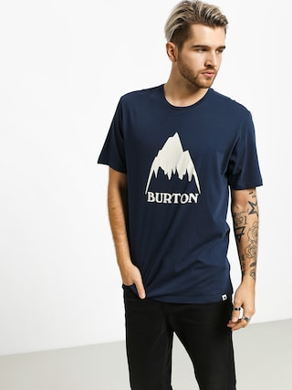 T-shirt Burton Classic Mtn Hgh (dress blue)