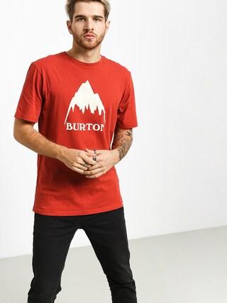T-shirt Burton Classic Mtn Hgh (tandori)