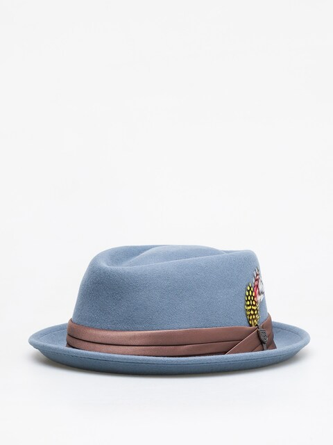 Kapelusz Brixton Stout Pork Pie (blue haze)