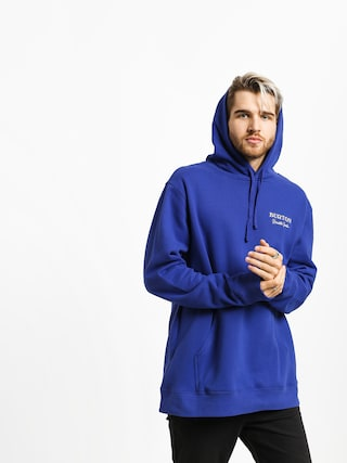 Bluza z kapturem Burton Durable Goods HD (royal blue)