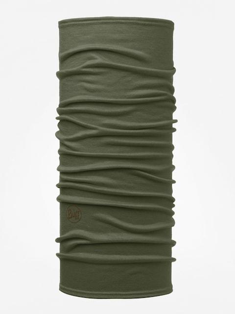 Ocieplacz Buff Lightweight Merino Wool (solid forest night)