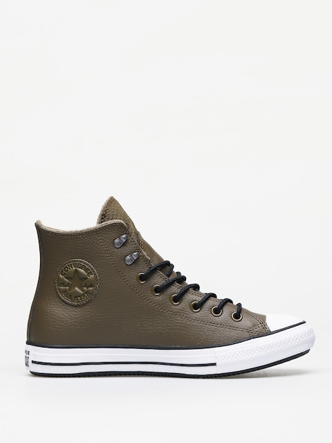 Trampki Converse Chuck Taylor All Star Hi Winter Leather (surplus olive/black/white)