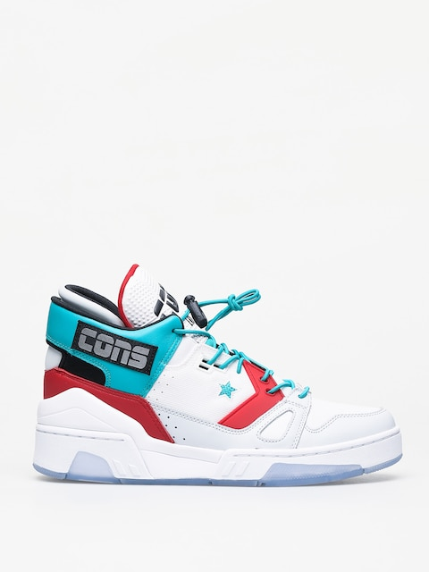 Buty Converse Erx 260 Mid (white/turbo green/enamel red)