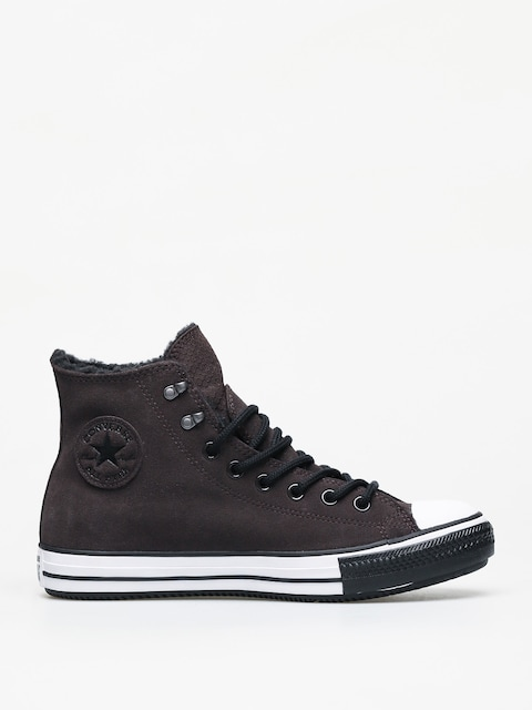 Trampki Converse Chuck Taylor All Star Hi Winter Leather Gore Tex (velvet brown/white/black)