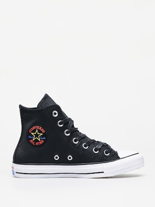 Trampki Converse Chuck Taylor All Star Hi Retrograde Wmn (black/habanero red/white)