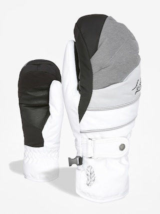 Rękawice Level Ultralite Mitt Wmn (pk white)