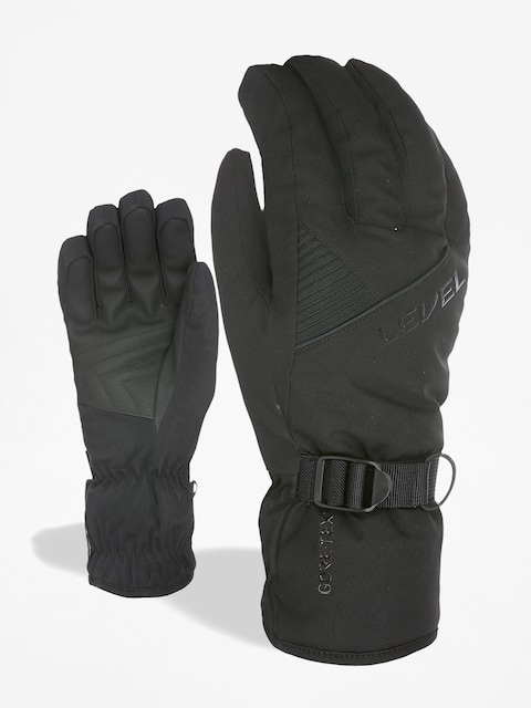 Rękawice Level Trouper Gore Tex (black)
