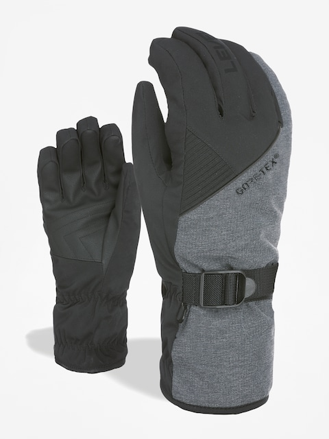 Rękawice Level Troupper Gore Tex (black grey)