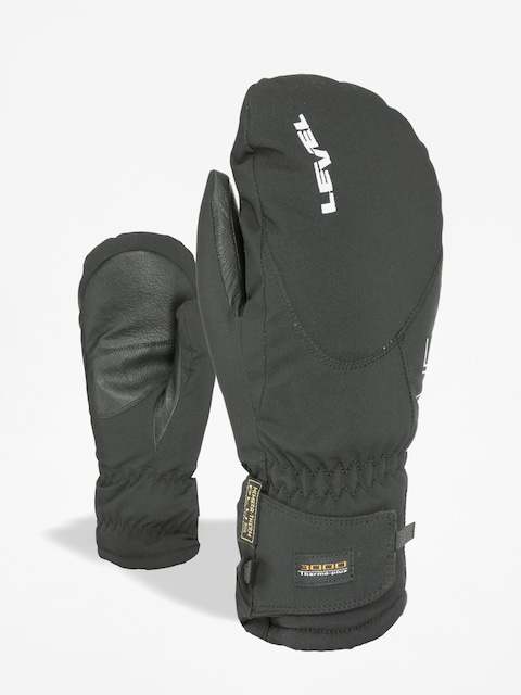Rękawice Level Alpine Mitt (black)
