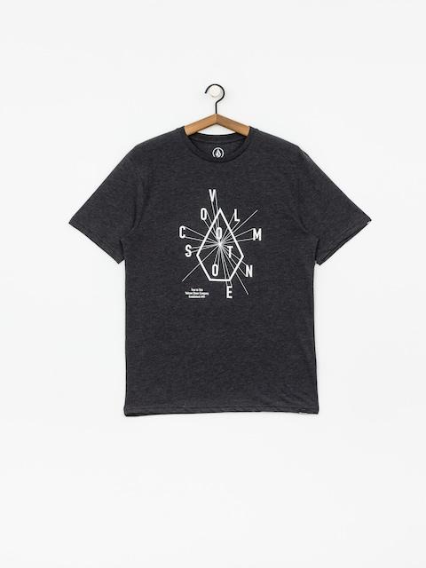 T-shirt Volcom Eyechart Hth