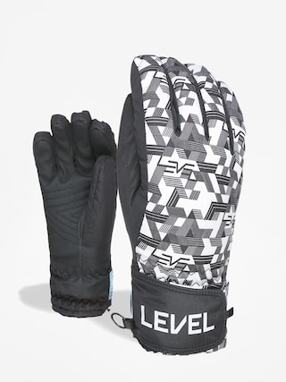 Rękawice Level Juke Jr (black white)