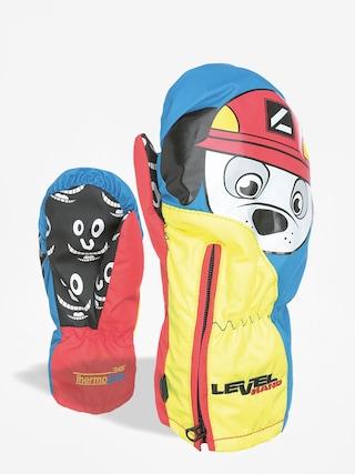 Rękawice Level Lucky Mitt (light blue)