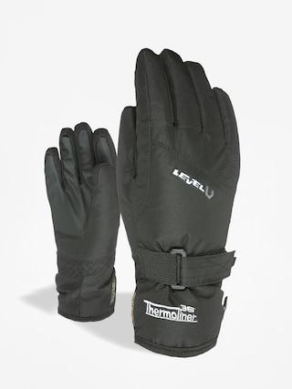 Rękawice Level Junior (black)