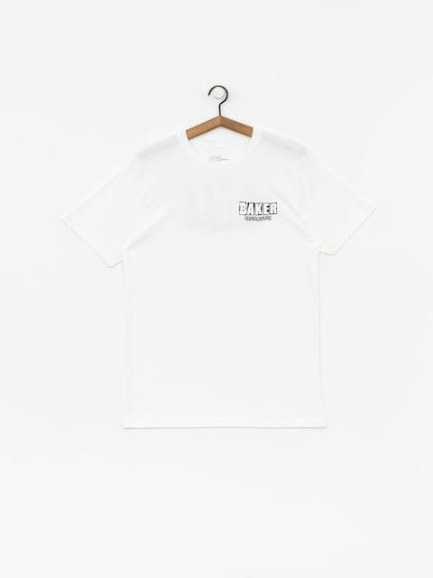 T-shirt Baker Brand Logo Dubs