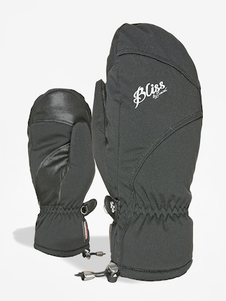 Ru0119kawice Level Bliss Mummies Mitt Wmn (black)