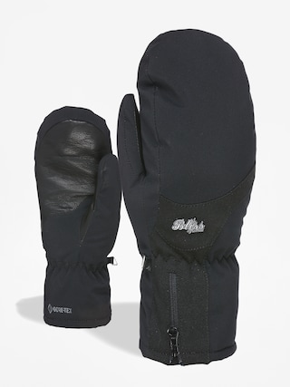 Rękawice Level Bliss Emerald Mitt Gore Tex Wmn (black)