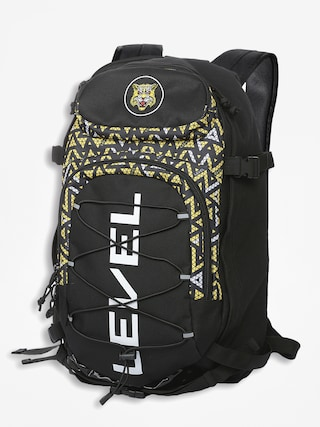 Plecak Level Tiger (black yellow)
