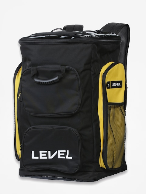 Plecak Level Worldcup Pro (black yellow)