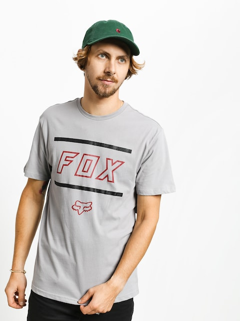 T-shirt Fox Midway (gry/rd)