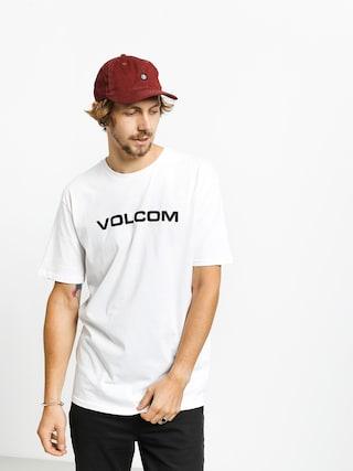 T-shirt Volcom Crisp Euro Bsc (white)