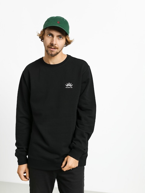 Bluza Volcom Supply Stone Crew (black)