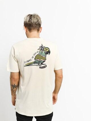 T-shirt Volcom Party Bird (white flash)