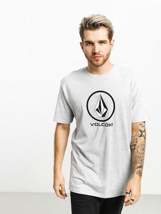 T-shirt Volcom Crisp Stone Bsc (heather grey)