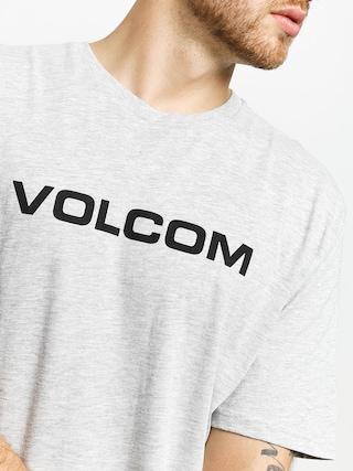 T-shirt Volcom Crisp Euro Bsc (heather grey)