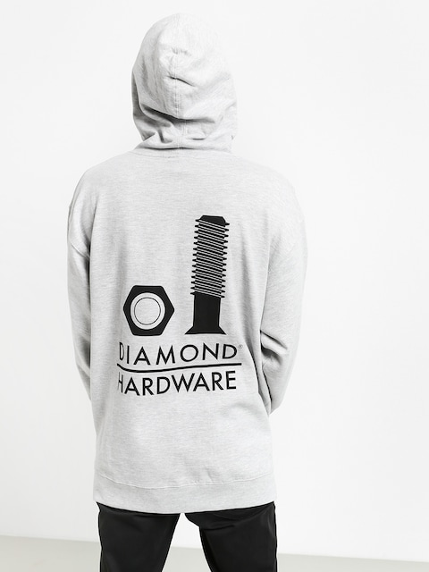 Bluza z kapturem Diamond Supply Co. Secured HD