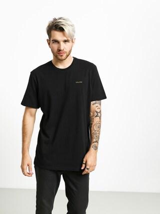 T-shirt Volcom Crass Blanks Ltw (black)